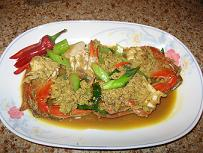 Yummy Thai Cooking Dish 2