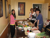 Thai Cooking Class with Friends 3